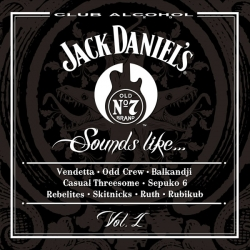 Jack Daniel's - Sounds Like, Real Sound Rental/Club Alcohol 2012