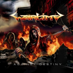 "WARTIME ""Against Destiny"", self released 2009"