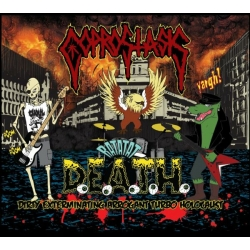 "COPROSTASIS ""D.E.A.T.H."", self released 2011"