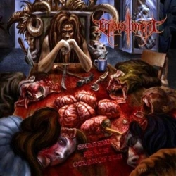 "ENTHRALLMENT ""Smashed Brain Collection"", Grindetic/Grotesque Productions 2006"
